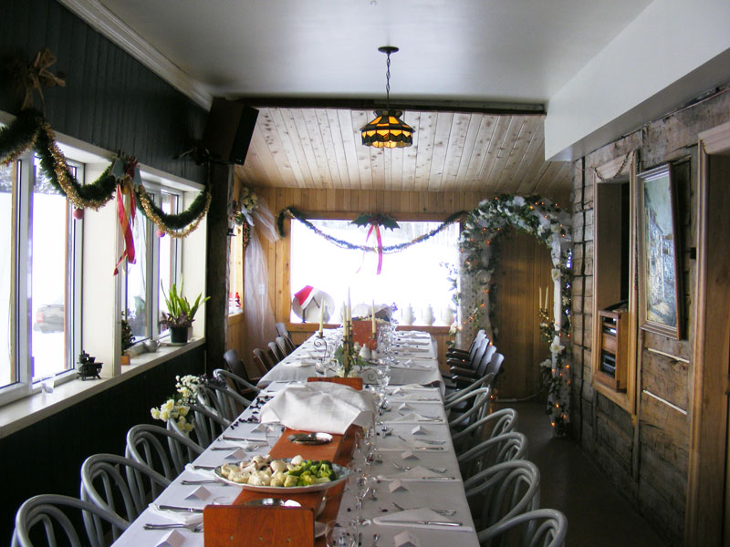 salle manger de lauberge terre de reve